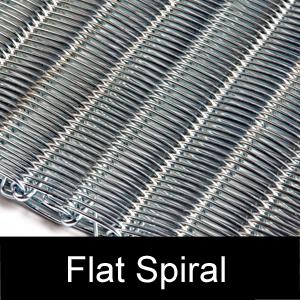 Flat Spiral Belt