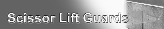Scissor Lift Mesh Guard